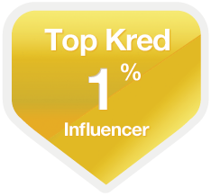 June Stoyer, host of The Organic View Radio Show is in the top 1% of Influencers according to Kred's CEO, Andrew Grill!