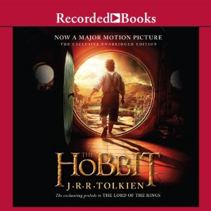 The Hobbit by: J. R. R. Tolkien. Narrated by: Rob Inglis Length: 11 hrs and 8 mins  Series: The Lord of the Rings, Book 0.5 Format: Unabridged