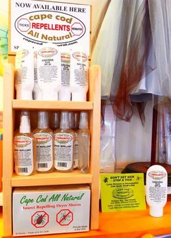 Cape Cod All Natural Products
