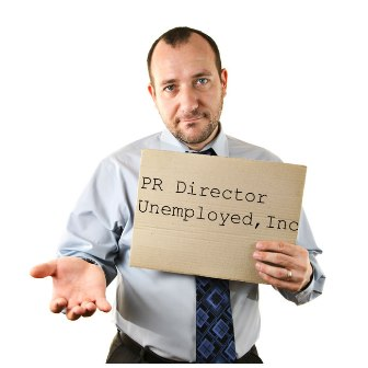 PR Director at Unemployed, Inc.