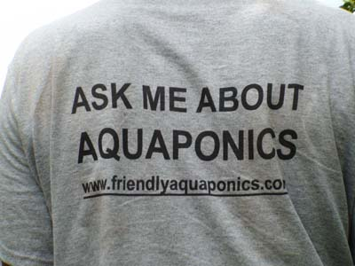 "Save 20% off at www.FriendlyAquaponics.com when you use coupon code ""OrganicView"""