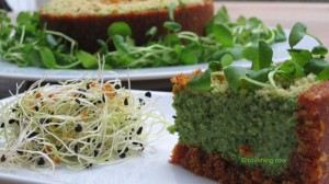 RAW BROCCOLI PIE Recipe