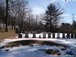Ann Putnam's tomb in Danvers