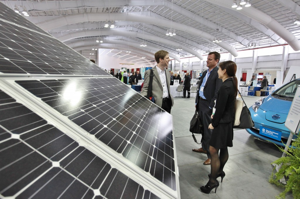 Renewable energy development is huge in New York