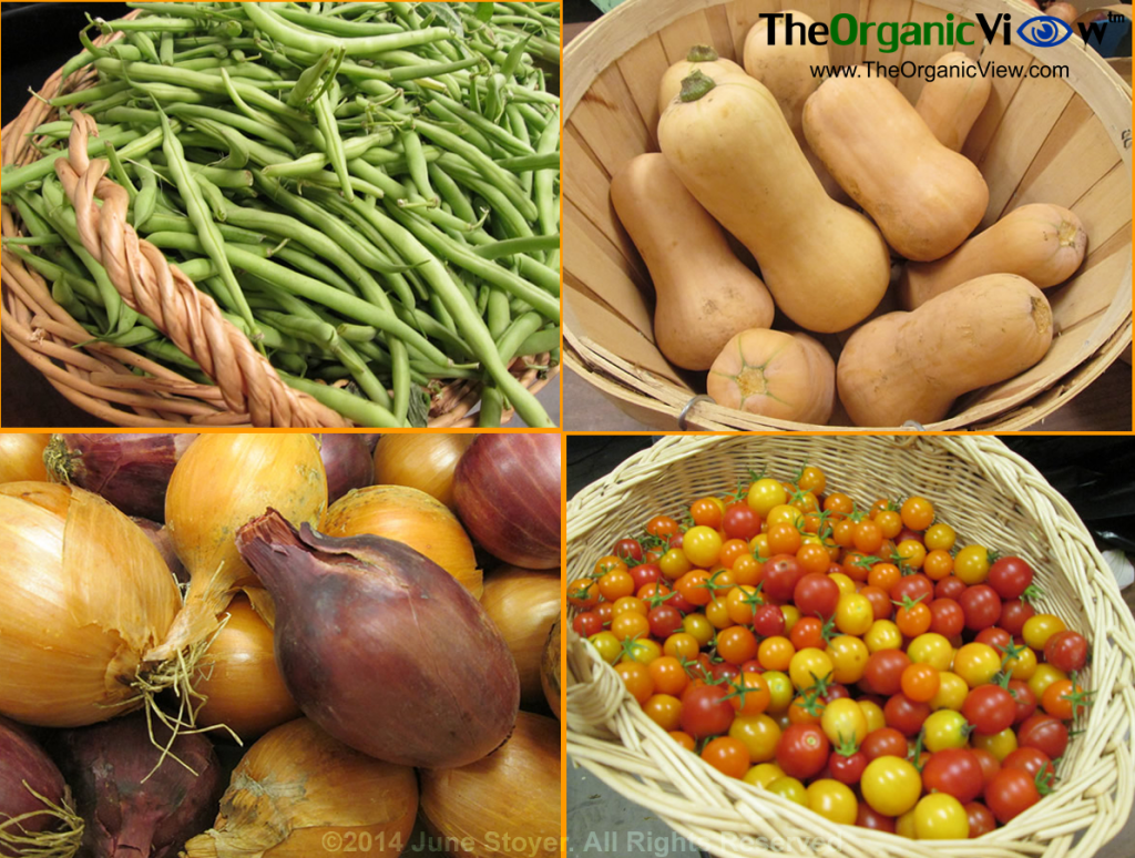 Farmstand produce is a great way to save money and support the local economy.