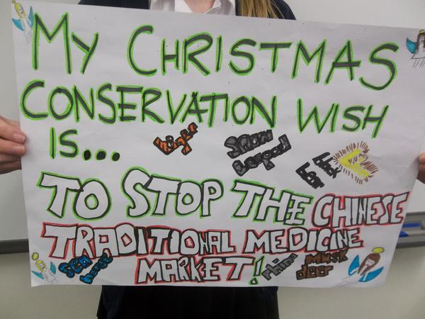 Stop The Chinese Traditional Medicine Market