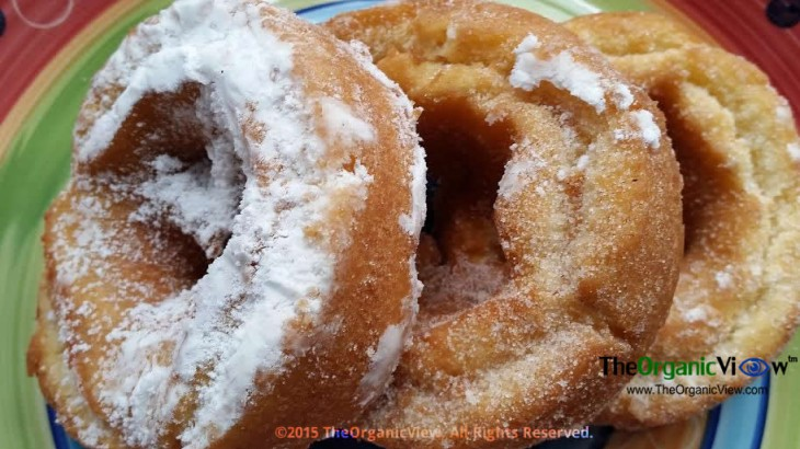 King of Sevierville Donuts Recipe